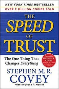 The Speed of Trust and What Goes Around